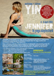Daylesford Yin Retreat