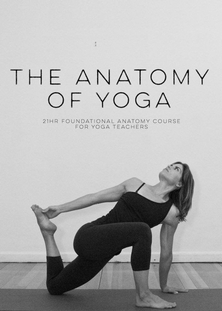 Anatomy of Yoga Course Manual